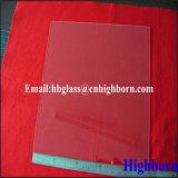 Glace de quartz de silice de grand dos d'espace libre de grande pureté