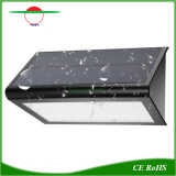 Le capteur radar à micro-ondes 800lumen mur de l'énergie solaire lumière étanche extérieur