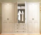 Garde-robe en bois de chambre à coucher de Hight de prix bas en gros de qualité