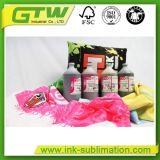 J-Cube RP41 con colores brillantes de tinta para impresión por transferencia