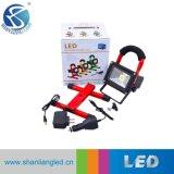 음료 LED 비상등 일 빛 50W 재충전용 LED 투광램프