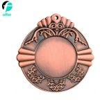 Moneta di rame antica di sfida di sport del metallo di tono