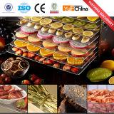 Deshidratador profesional del alimento de Yufchina con 6 bandejas