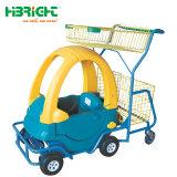 Parque de compras carrinho de mão de brinquedos para crianças para se divertir
