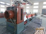 Fole de aço ondulado hidráulico que dá forma à máquina