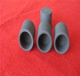 Creusets en céramique métallisés de carbure de silicium de réaction