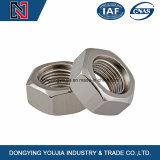 Écrou six-pans de l'acier inoxydable DIN934
