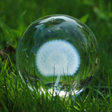 De aangepaste Giften van de Herinnering of Kristallen bol van de Laser van de Decoratie van het Huis 3D Grote Kleine Decoratieve