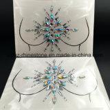 Autoadesivi di cristallo 2018 della cassa del diamante di Sticjers del fronte acrilico adesivo della gemma dell'autoadesivo della pelle dell'occhio di scintillio di Bling (E05)