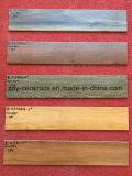 Mattonelle di pavimento di legno di ceramica di formato multiplo caldo di vendita del materiale da costruzione della Cina