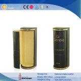 Luxuxbildschirmanzeige PU-lederner einzelner Wein-Flaschen-Kasten-Halter (5614R16)
