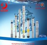 Propulsor de aço inoxidável AISI 304 6sp submersíveis Bomba de poços