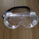 Mascarillas médicas gafas Gafas de protección de ojos claros
