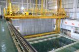 Het aangepaste Profiel van de Sjerp van het Venster en van de Deur van het Aluminium van de Grootte