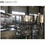Água mineral de garrafas PET de 3 em 1 Planta de nivelamento de enchimento de lavar a máquina