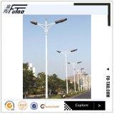 Уличное освещение Poles 9 m восьмиугольное с гальванизировано