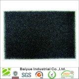 Pastilla de carbón activado/negro acolchado filtro