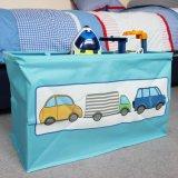 [إكسيمن] زرقاء سيارة تصميم جدي يطوي لعبة تخزين حقيبة مع مقابض