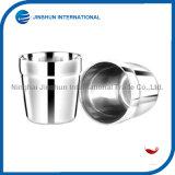 L'acciaio inossidabile scherza la tazza isolata doppia della tazza