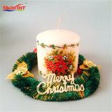 يد رسم زيّن غار محلّيّ حرفة شمعة لأنّ عيد ميلاد المسيح