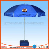 印刷されるカスタムロゴパラソルの傘を広告する