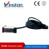 Tipo retrorreflectivo interruptor fotoeléctrico de G50 E3jk del sensor de proximidad