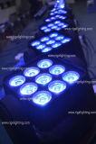 indicatore luminoso capo mobile del fascio di 9*10W RGBW 4in1 LED