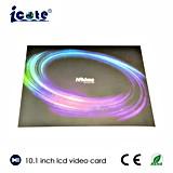 Venta caliente Nuevo Diseño de tarjeta de video personalizado con alta calidad