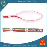 Kundenspezifisches Sublimation-elastischer Baumwollsport-Textil-PolyesterWristband des Förderung-Form-Ereignis gesponnener Nylonhandgelenk-Band-Gewebe-RFID für förderndes Geschenk