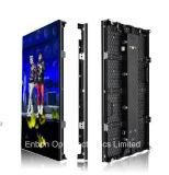Полноцветный для использования вне помещений для использования внутри помещений в аренду светодиодный дисплей изогнутой плоской видеостены P3-P4, P5, P6