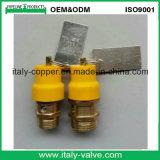 Válvula de gás pneumática da segurança do chapéu amarelo (AV-PV-1005)
