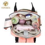 Grande capacidade da mochila de ombro da fralda Mamãe Senhoras Saco da maternidade