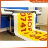 Zaun-Vinylfahne des Ineinander greifen-Tüllen-Ösen-Fall-Banner/PVC