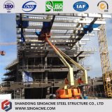Châssis en acier Sinoacme personnalisé de haute élévation Bâtiment commercial