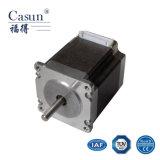 NEMA23 híbrido de alto rendimiento El Motor de pasos (57DHS0008-28M), aprobado por CE, de 1,8 grados de alta precisión para motor paso a paso de la máquina láser