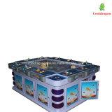 Машина аркады рыболовства забастовки леопарда таблицы игры рыб толкателя монетки играя в азартные игры для сбывания