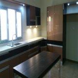 Mobiliário moderno e da moda armário de cozinha contemporânea