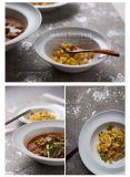 """8 Impressão do logótipo do"""" Sopa Bone China Placa Encontro da Placa"""