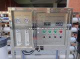 2tph verwijder het Zoute Brakke Systeem van de Behandeling van het Water van de Omgekeerde Osmose van de Ontzilting RO van het Water