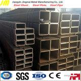 Stahlgefäß-Höhlung-strukturelle Kapitel der Kohlenstoffstahl-Quadrat-Rohre
