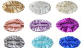 Cofano di seta del lusso della seta 100% della neve di Taihu per i capelli delle donne