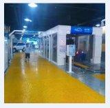Túnel completamente automático, Sistema de máquina de lavado de automóviles para la limpieza de equipos de fábrica del fabricante
