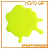 Forme de grille coupe pour la vente de tapis en silicone (YB-LY-CM-04)