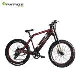 [48ف] [1000و] إطار العجلة سمين درّاجة كهربائيّة مع تعليق شوكة