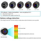 LED DC 디지털 표시 장치 전압계 위원회 방수 검사자 볼트 계기