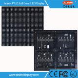 P7.62 Indoor Módulo LED a Cores com imagens vívidas