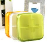 Коробка PP качества еды карманная пластичная для хранения R8303 снадобиь