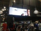 Écran de visualisation polychrome d'intérieur de HD P3 DEL