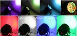 IP65 de waterdichte Openlucht LEIDENE 54pcsx3w RGBW Kleur die het LEIDENE PARI veranderen die van de Wasmachine Openlucht LEIDEN van de Gebeurtenis PARI aansteken kan