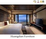 商業ホテルの家具のホテルの寝室の家具セット(HD645)